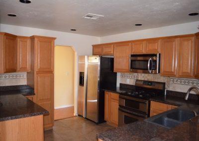 San Diego Sober Living Homes kitchen